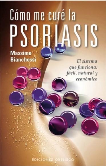 Como me Cure la Psoriasis - Massimo Bianchessi - Obelisco