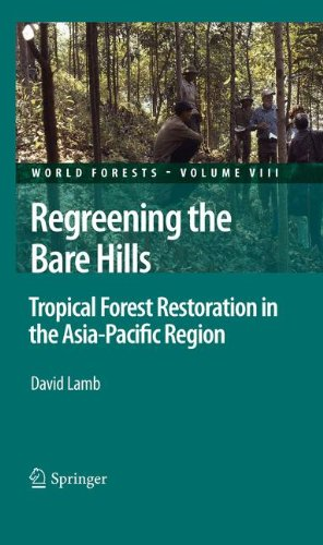 portada Regreening the Bare Hills: Tropical Forest Restoration in the Asia-Pacific Region: Volume 8 (World Forests) (libro en inglés)