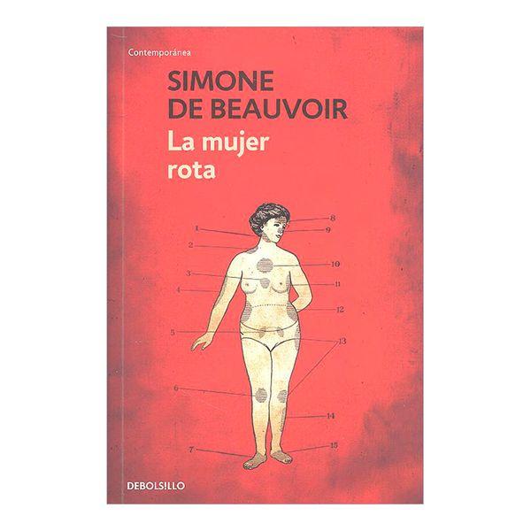 La Mujer Rota - Simone De Beauvoir - Penguin Random House