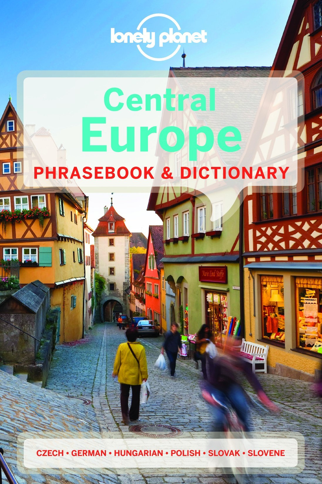 Lonely Planet Central Europe Phrasebook & Dictionary (libro en Inglés) - Lonely Planet - Lonely Planet