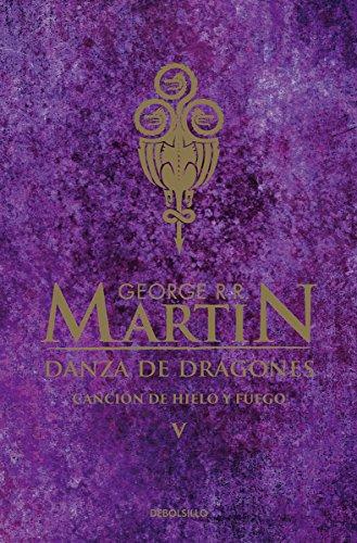 Danza de Dragones - George R.R. Martin - Debolsillo