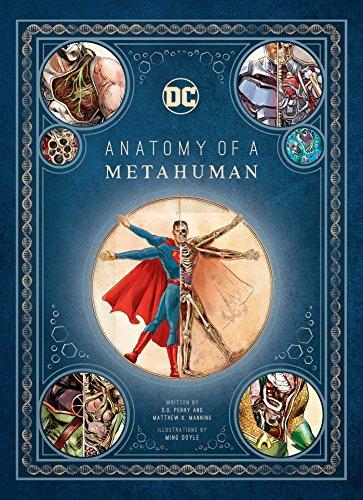 Dc Comics: Anatomy of a Metahuman (libro en Inglés) - S D Perry - Insight Editions