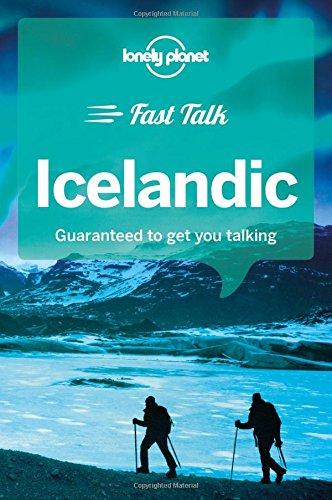 Lonely Planet Fast Talk Icelandic (Phrasebook) (libro en Inglés) - Lonely Planet - Lonely Planet