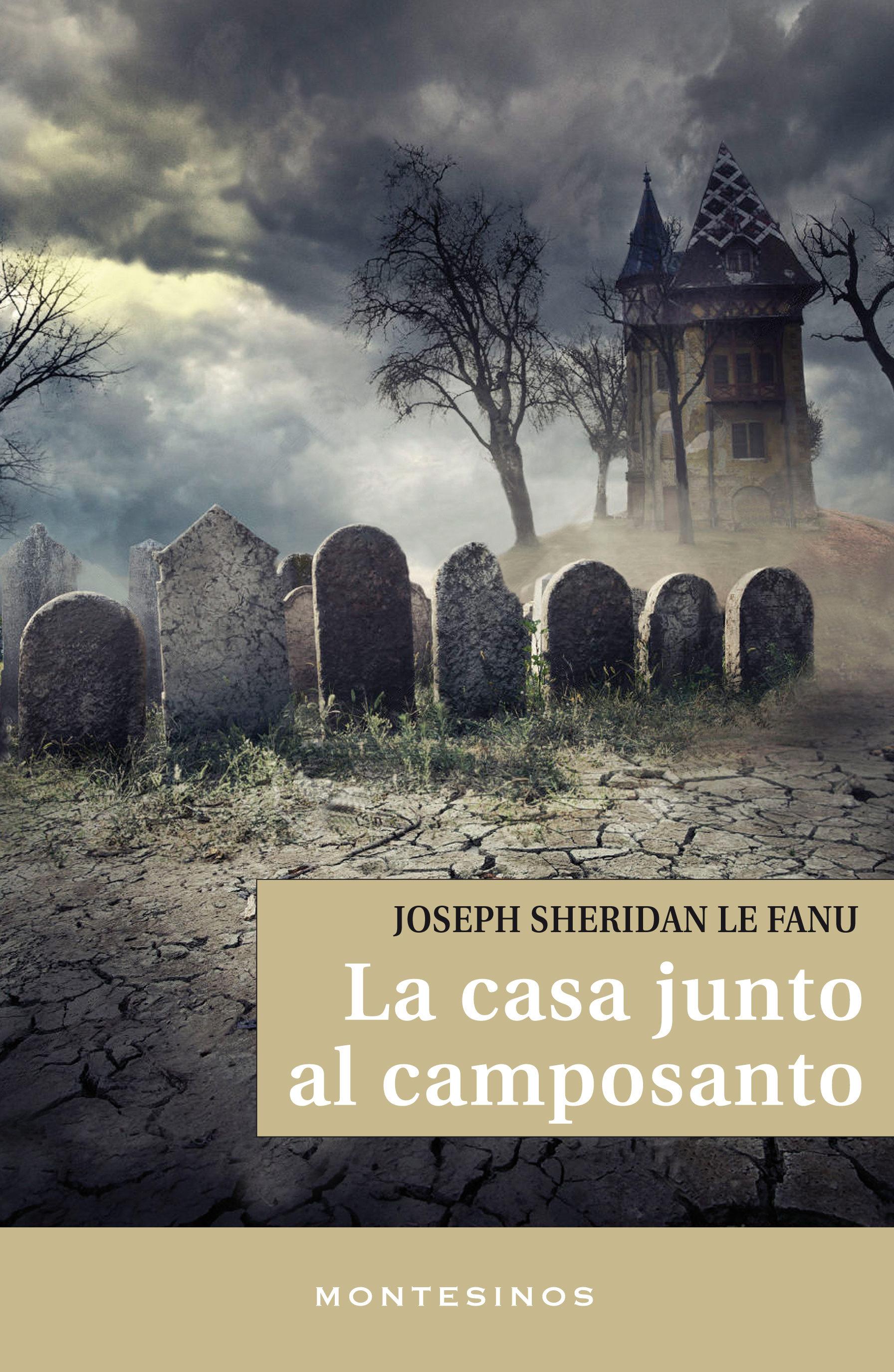 portada La Casa Junto al Camposanto