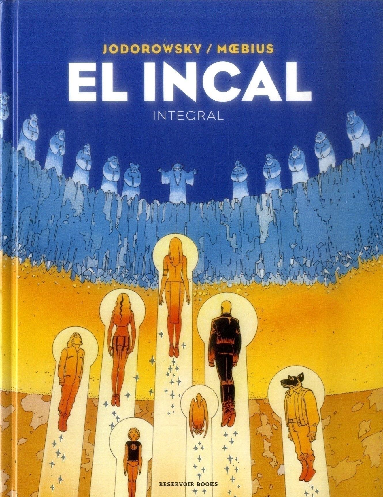 portada El Incal (Integral)