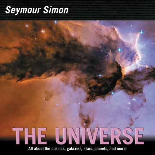 the universe - seymour simon - harpercollins childrens books