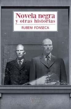 portada Novela Negra y Otras Historias