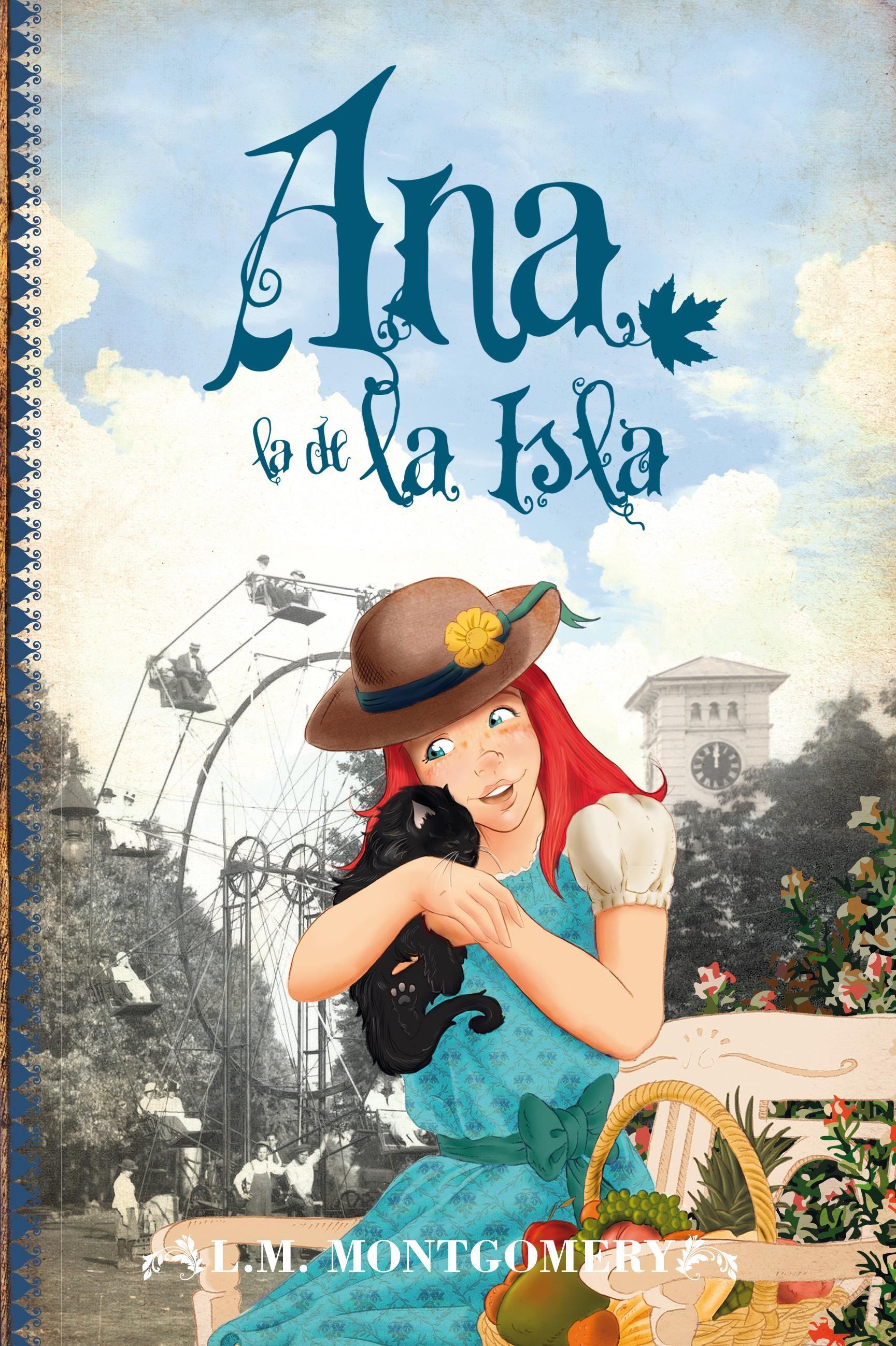 Ana la de la Isla - Lucy Maud Montgomery - Almuzara