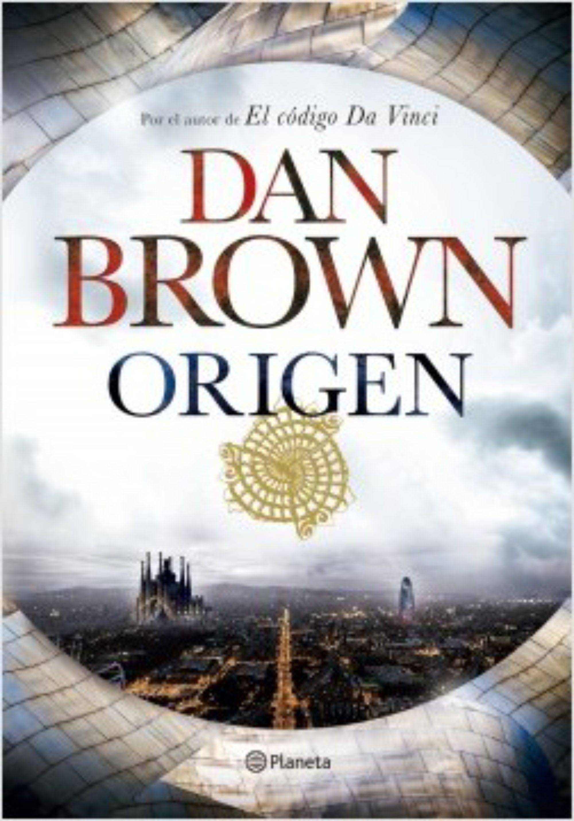 Origen - Dan Brown - Grupo Planeta