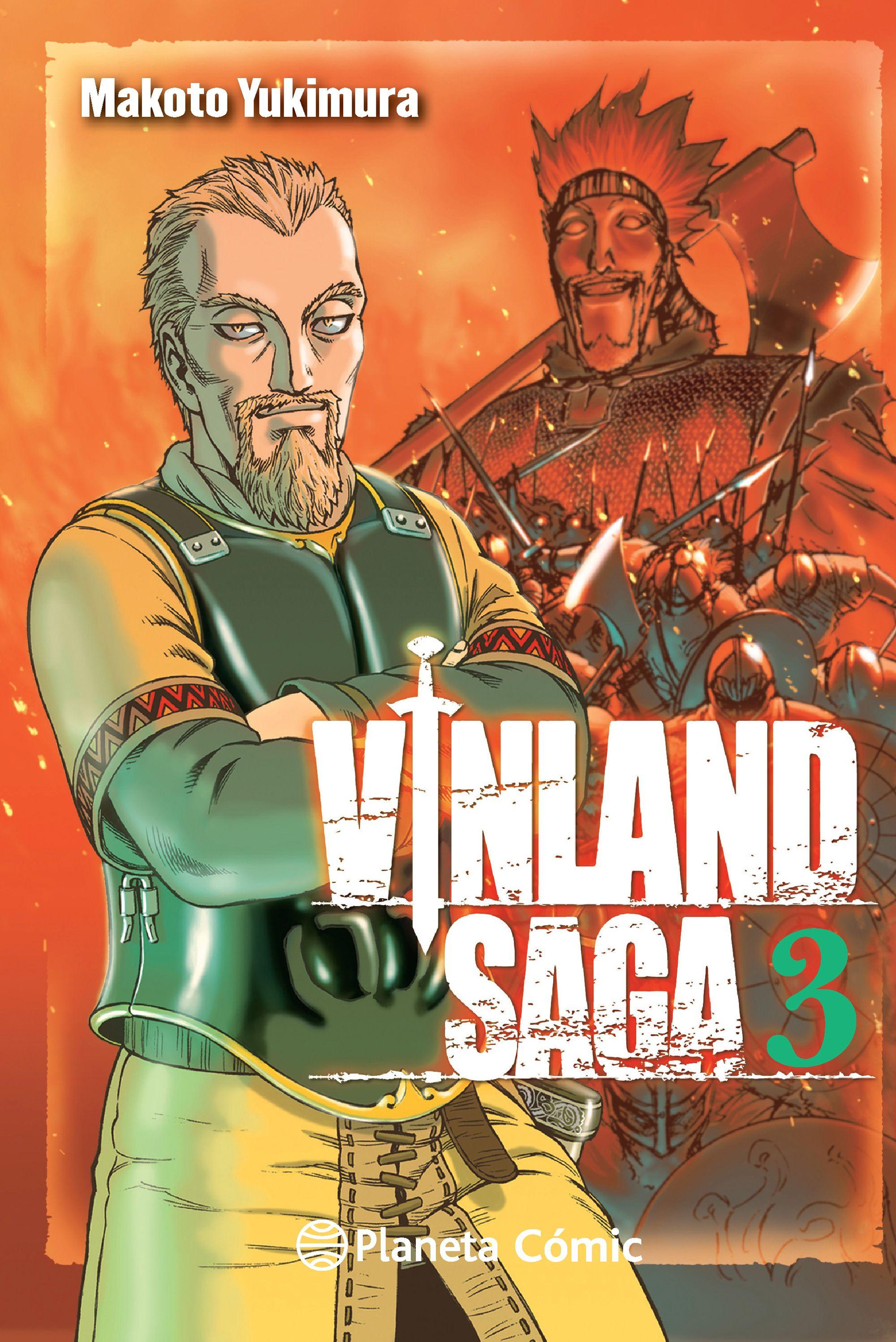 Vinland Saga 3 - Makoto Yukimura - Planeta Deagostini Cómics