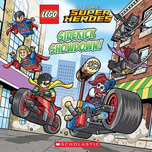 Sidekick Showdown! (Lego dc Comics Super Heroes: 8X8) (Lego dc Super Heroes) (libro en inglés) - Trey King - Scholastic