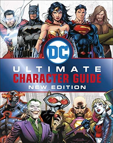 Dc Comics Ultimate Character Guide, new Edition (libro en Inglés)