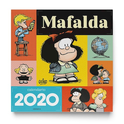 MAFALDA 2020, CALENDARIO DE PARED
