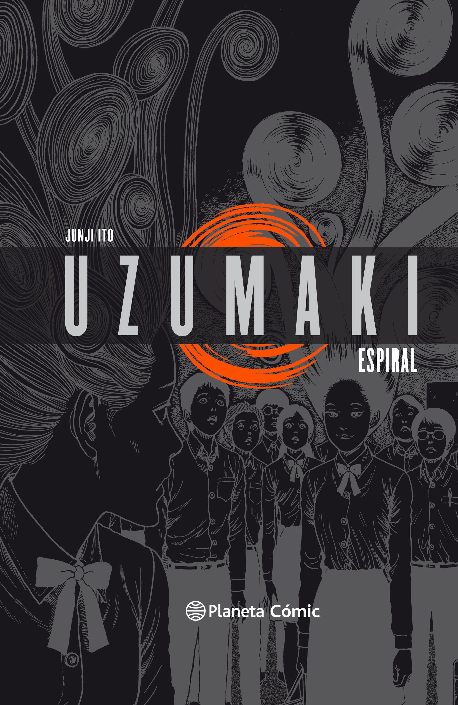 Uzumaki (Integral) - Junji Ito - Planeta Deagostini Cómics
