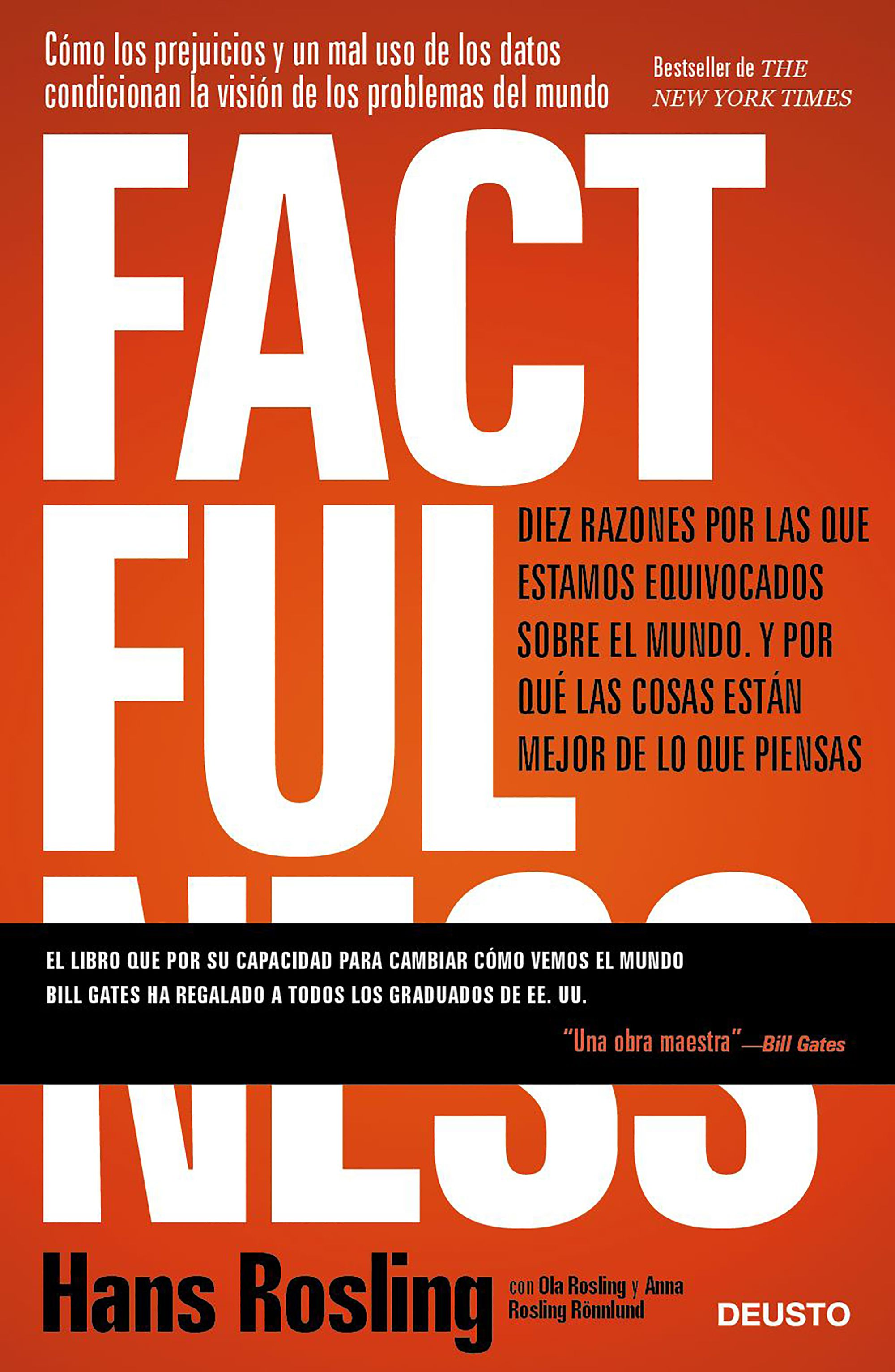 Factfulness - Hans Rosling - Deusto