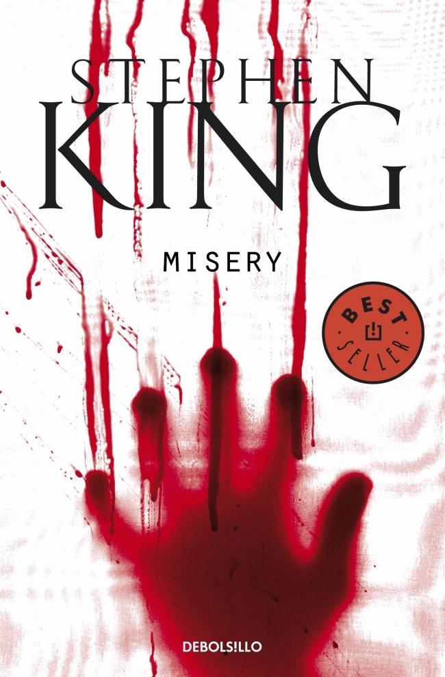Misery - Stephen King - debolsillo