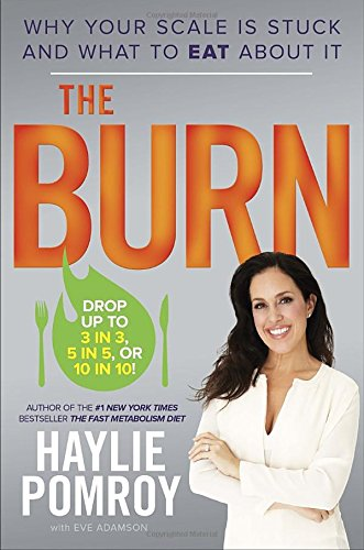 The Burn: Why Your Scale is Stuck and What to eat About it (libro en Inglés) - Haylie Pomroy - Harmony