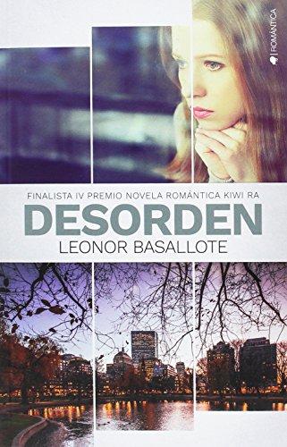 Desorden - Leonor Basallote - Ediciones Kiwi