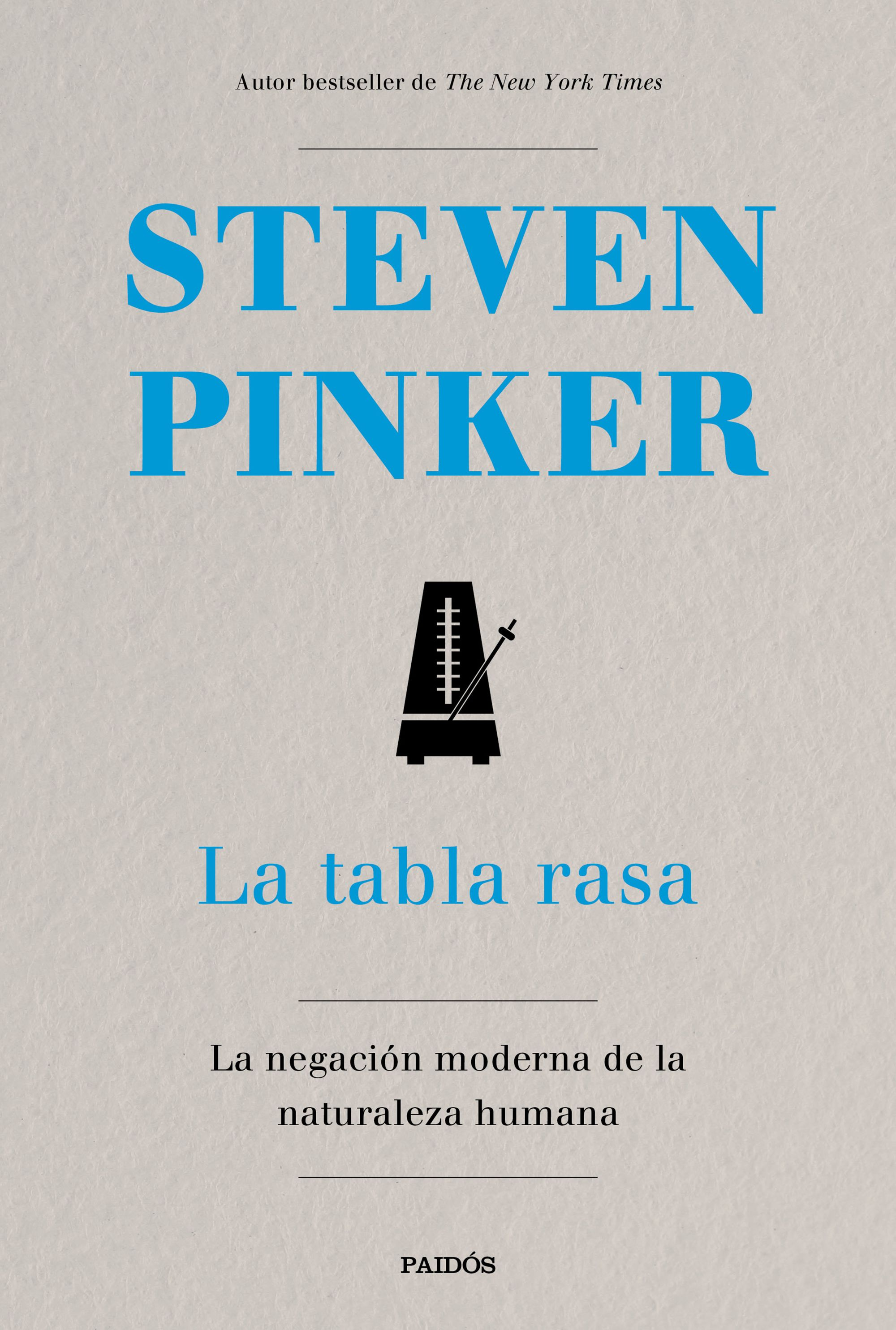 La Tabla Rasa - Steven Pinker - Paidos