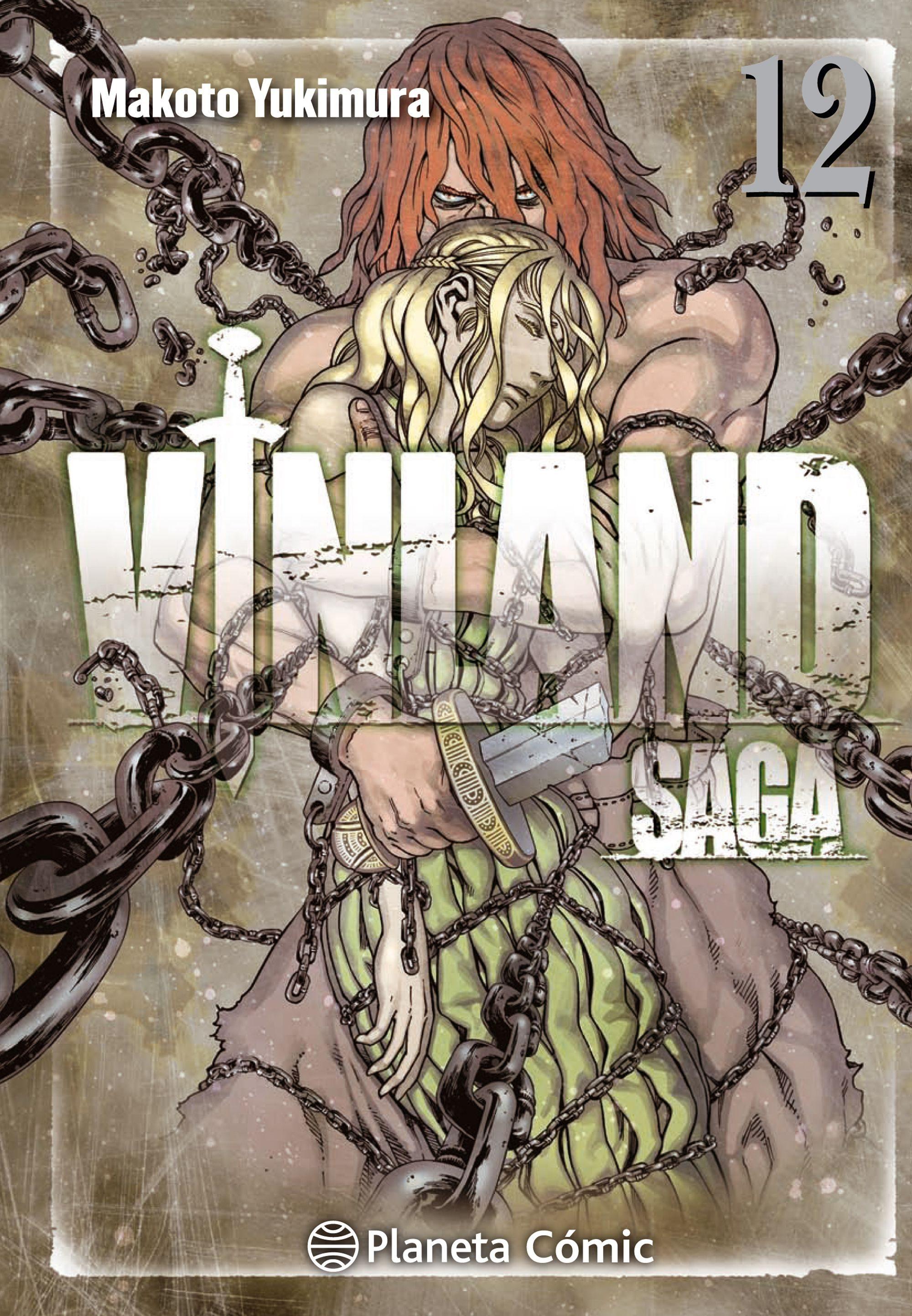Vinland Saga 12 - Makoto Yukimura - Planeta