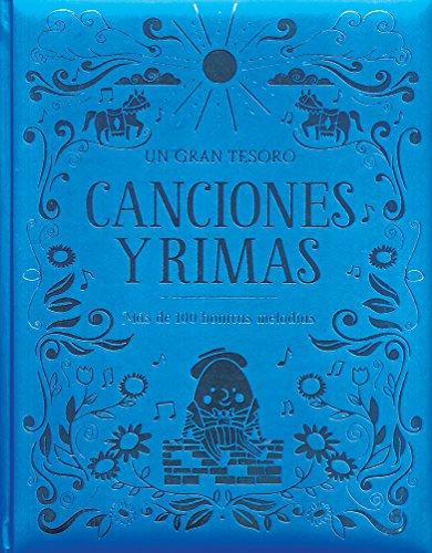 Un Gran Tesoro; Canciones y Rimas - Varios - Parramón