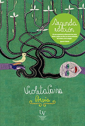 Violeta Parra Poesía - Ernesto Pfeiffer; Cristian Warnken - Editorial Universidad De Valparaiso