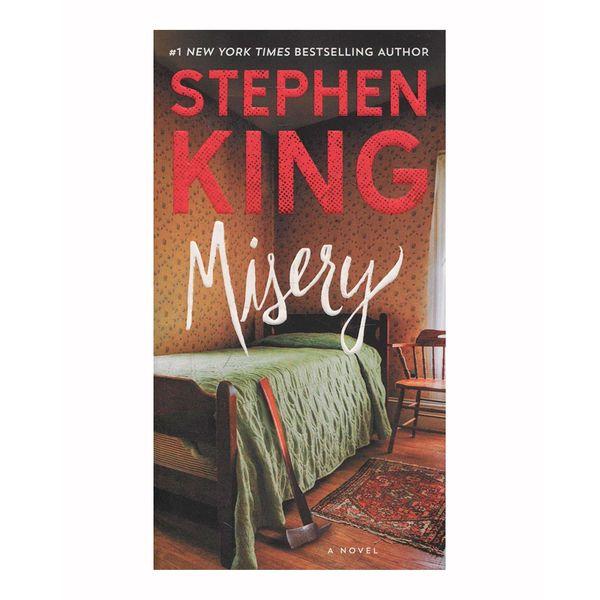 Misery: A Novel (libro en inglés) - Stephen King - Pocket Books