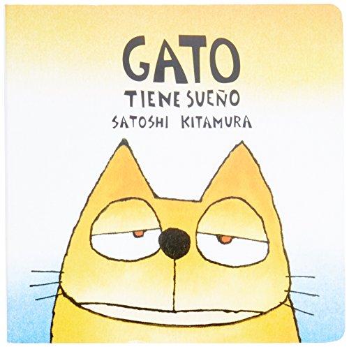 portada Gato Tiene Sueño