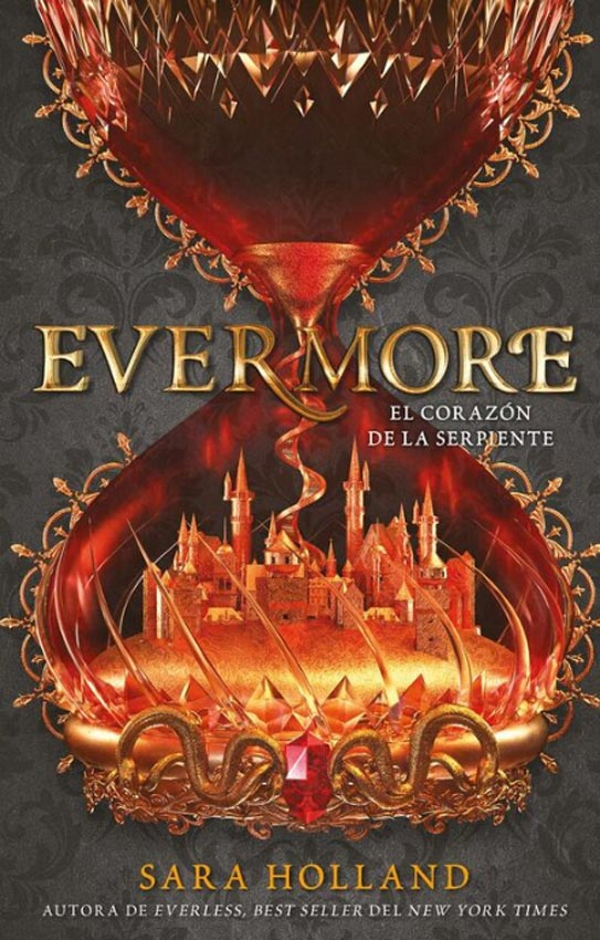 Evermore - Sara Holland - Puck