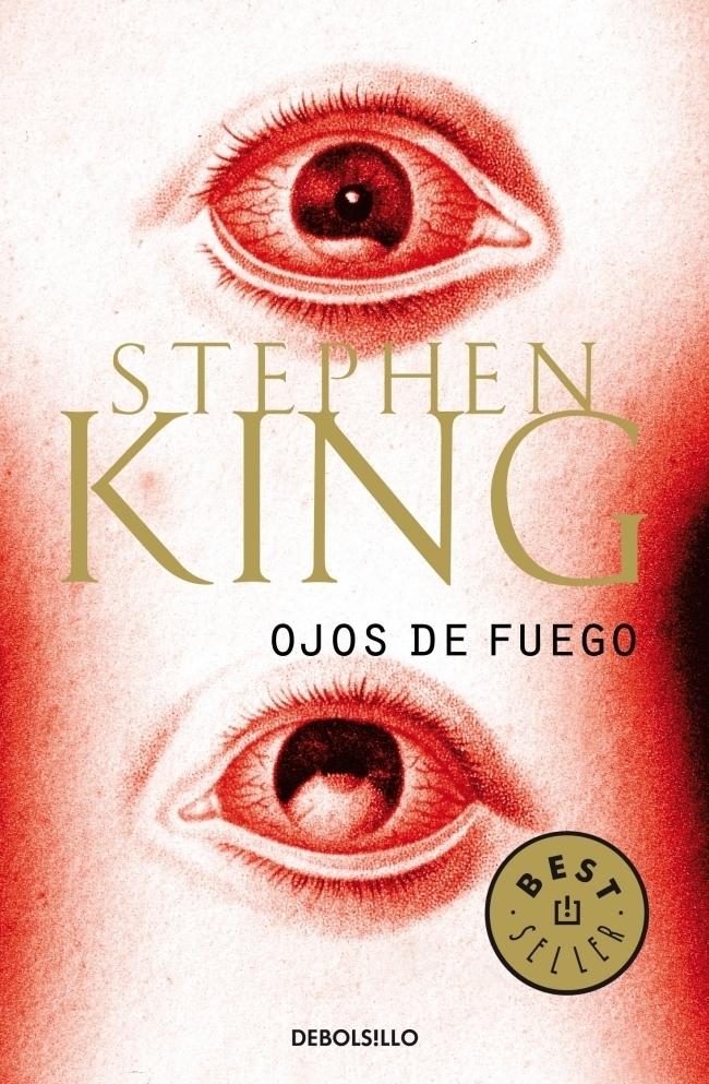 Ojos de Fuego - Stephen King - Debolsillo