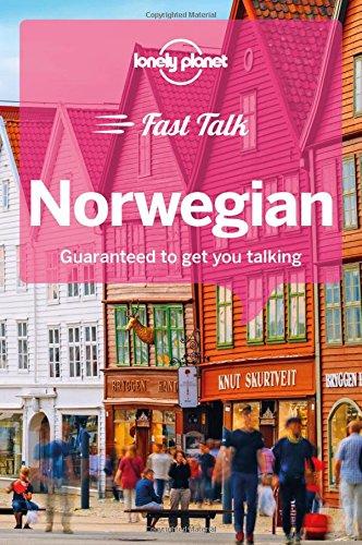 Lonely Planet Fast Talk Norwegian (Phrasebook) (libro en Inglés) - Lonely Planet - Lonely Planet