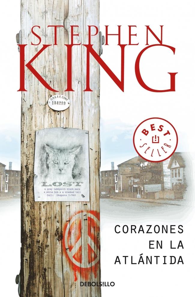 Corazones en la Atlántida - Stephen King - Debolsillo